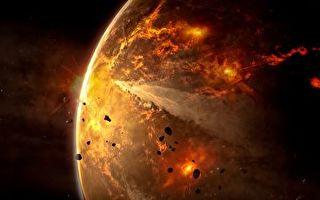 地獄星球有超音速風和石頭雨