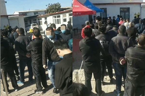 【一線採訪】天津冷庫曝肺炎疫情 進入戰時狀態