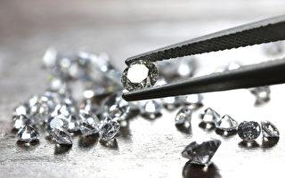 英国富豪拟用空气生产钻石 成本低又环保