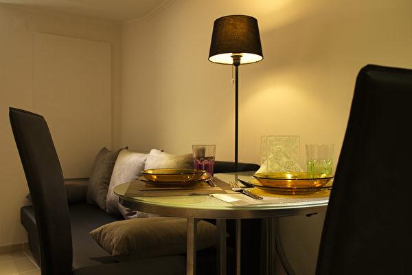 空間小也能布置溫馨的用餐環境 掌握2重點
