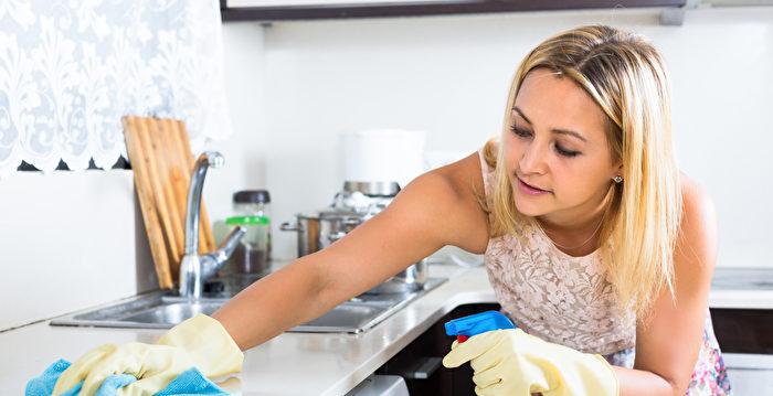 隨手清潔12招 省時省力不怕廚房油膩膩