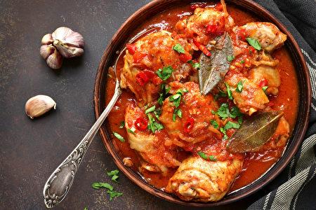 哈里薩辣醬, 地中海, 燉雞