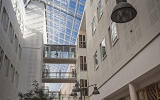 挪威公立医院具未来感 网民:已经2060年了