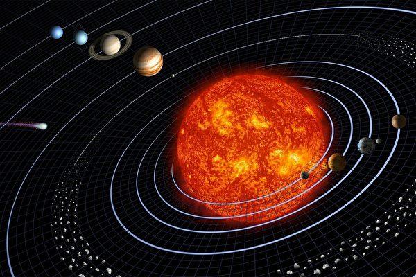 木星与土星在冬至相合 800年来罕见天象