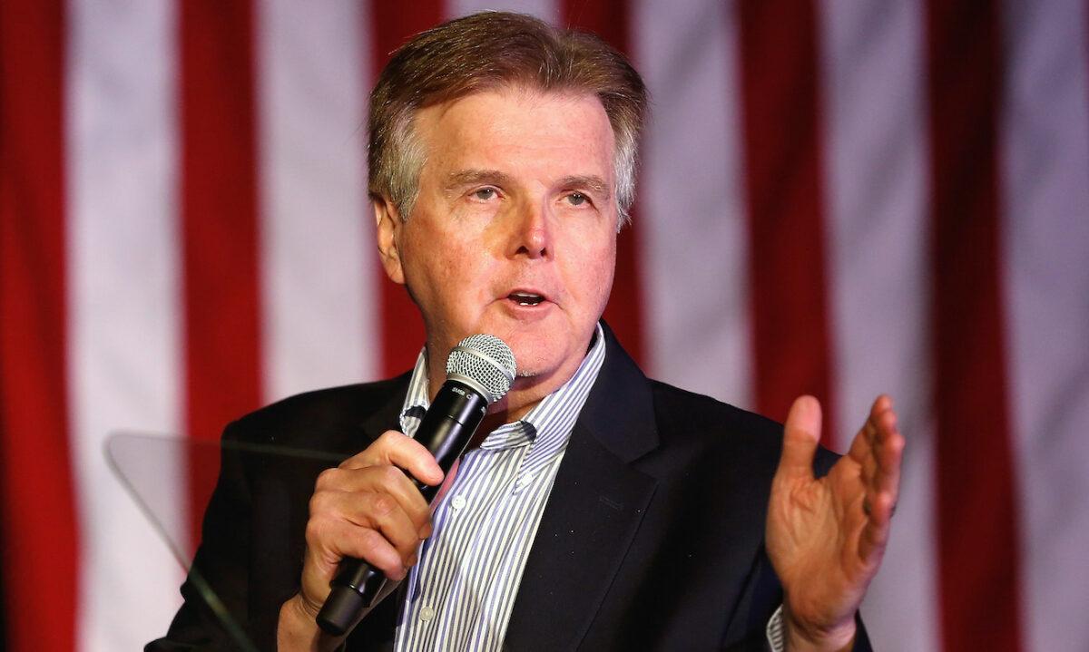 德州副州長支持特朗普提訴 懸賞曝光選舉欺詐