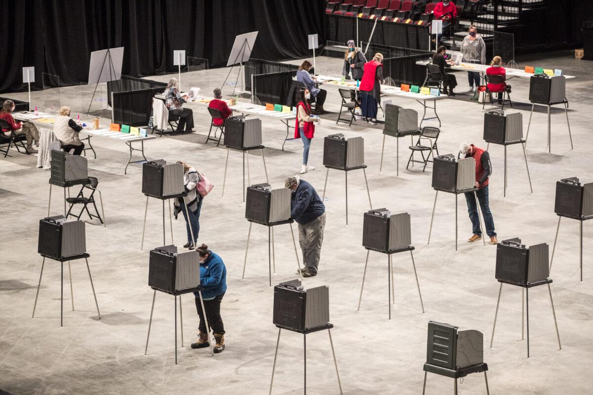 【名家專欄】美國已忘記公平選舉的必要條件