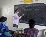 印男获全球教师奖 慷慨分享100万美元奖金