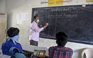 印男獲全球教師獎 慷慨分享100萬美元獎金