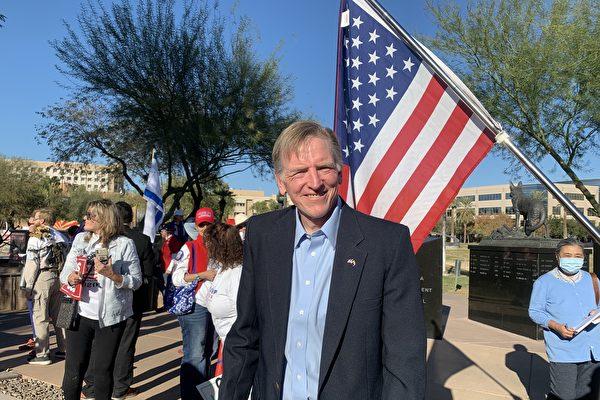 亚利桑那议员:将在国会挑战选举人团票