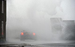 墨尔本遭暴风雨袭击 维州东部发布哮喘预警