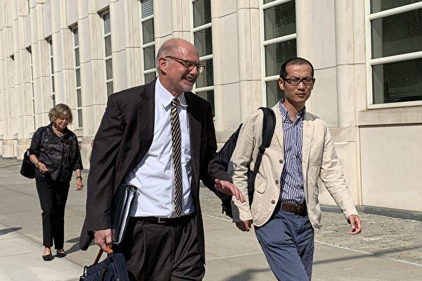 涉華為案 中國教授紐約將認「虛假陳述」罪