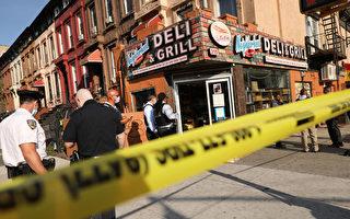 纽约市警局长称枪击案逼近14年来新高
