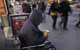 紐約市收容所遊民增至兩萬名 創新高