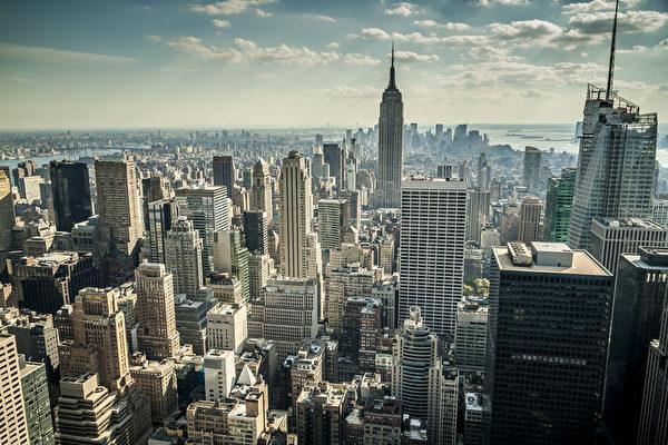 房產資料顯示 紐約人口遷出率第二高 僅次於加州