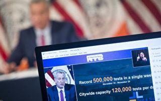 一週50萬人 紐約市檢測人數再創新高