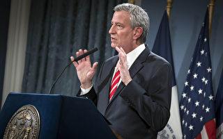 纽约市长:圣诞节后或全面关闭非必要行业
