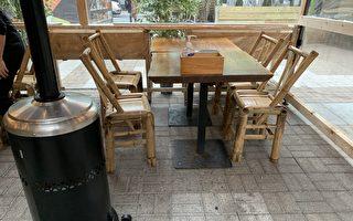 纽约市餐馆业者装户外取暖器 需请执照师