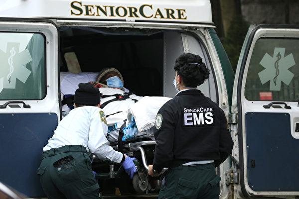 纽约议员致信川普 要求州卫生厅公开疗养院死亡数