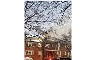 艾姆赫斯特非法改建住宅三级大火  三人死亡