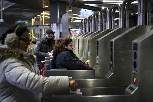 MTA欲漲票價 民眾抗議