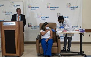 15萬第二劑疫苗本週抵達 市接種率全美兩倍