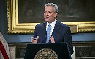 白思豪稱聯邦金援不足 紐約市府部門再減預算