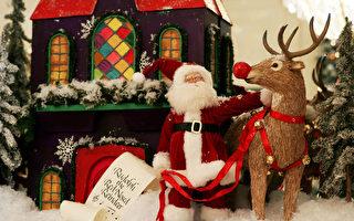 """感动圣诞节 众人选择""""给予"""""""