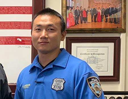 紐約市警察局藏族警察昂旺涉嫌向中共提供情報信息,充當中共代理人被捕。