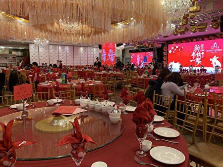 武漢肺炎在中國爆發,1月24日除夕夜,紐約華人餐館食客寥寥無幾。