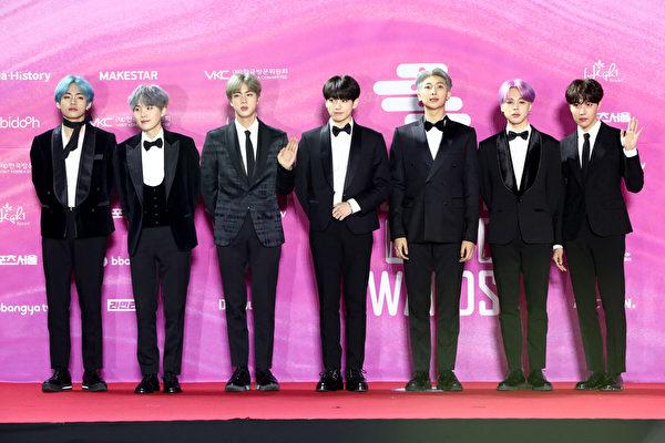 韓國NAVER年度熱搜 BTS、《愛的迫降》等入榜