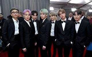 BTS夺2020推特K-POP榜冠军 包揽十大歌曲6名