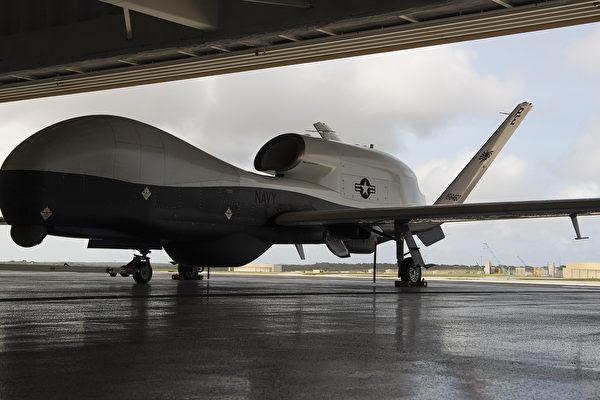 應對中共威脅 美MQ-4C無人機首度駐防日本