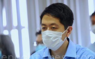 许智峯抵达英国 称与香港告别心情很沉重