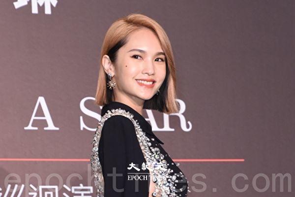 杨丞琳比赛选唱广东歌 咬字清晰获网友大赞