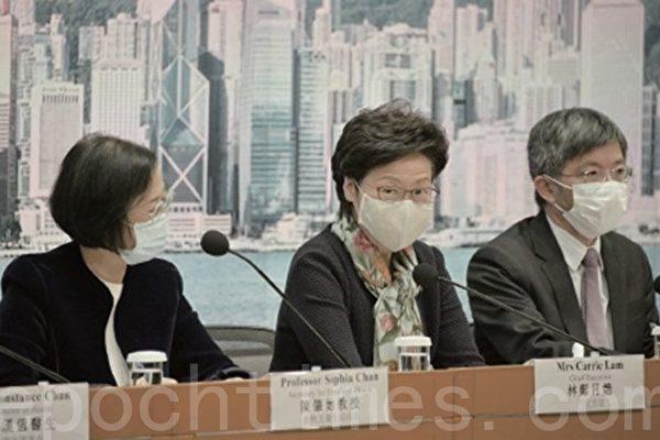 香港限聚令食肆每枱人數減至兩人
