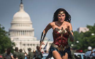 《神力女超人1984》预售票开卖 17日在台上映