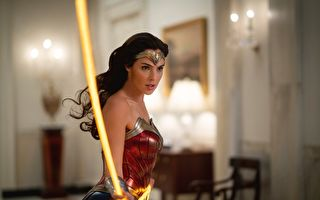 《神力女超人1984》 台湾首周开片票房近亿