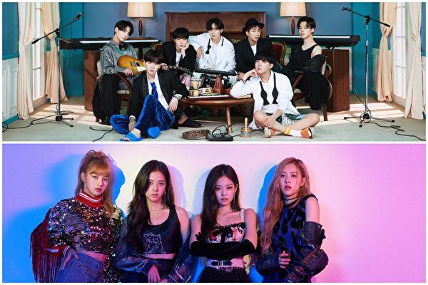 BTS夺Gaon年度销量榜冠军 BLACKPINK女团第一