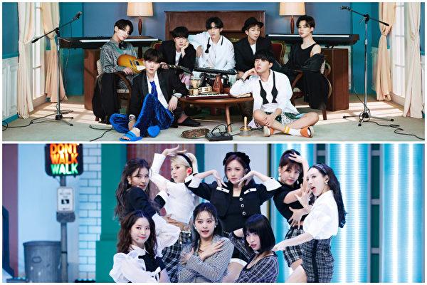 BTS、TWICE、NiziU获日唱片协会串流媒体认证