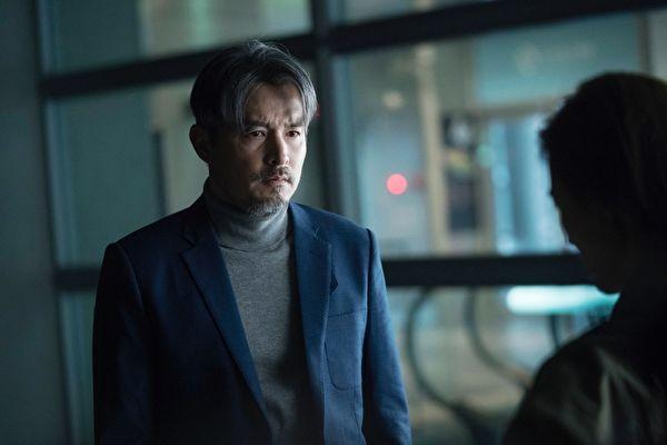 李铭顺个性开朗 为新片角色首次感到痛苦