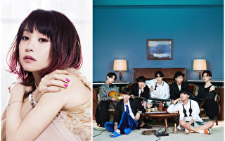 LiSA摘日本唱片大奖感慨落泪 BTS获特别奖