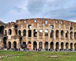 阿馬爾菲海岸線的美景美食(1)羅馬城走馬觀花