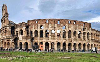 阿马尔菲海岸线的美景美食(1)罗马城走马观花