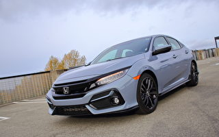 车评:夺冠11载 2020 Honda Civic HatchBack