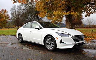 車評:陽光動力 2020 Hyundai Sonata Hybrid Ltd