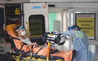 12月8日 安省染疫住院人数激增 创新高