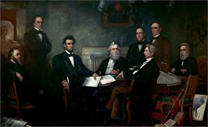 一代偉人林肯總統與他的戰時戒嚴