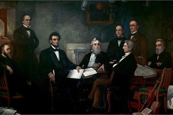 一代伟人林肯总统与他的战时戒严