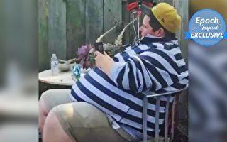 美國超級肥胖男子從534磅減至214磅