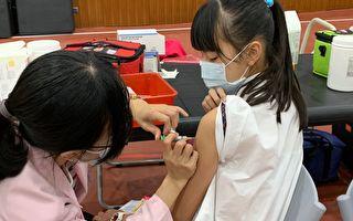 桃市公费HPV疫苗  受惠女学生7万9,000余人